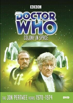 Doctor Who: Colony in Space (DVD, 2019) BBC, Brand New, Preorder!