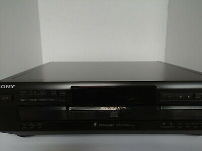 Sony  'NEW' CDP-C591 Compact Disc Player