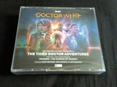 Big Finish Doctor Who Third Doctor Adventures #5 NEW
