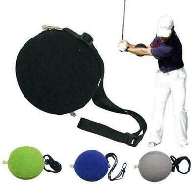 Golf Training Ball Outdoor Portable Smart Tour Striker Swing Aid Adjustable E3E9