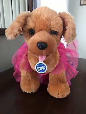 BAB BUILD A Bear Workshop Promise Pets Copper Golden