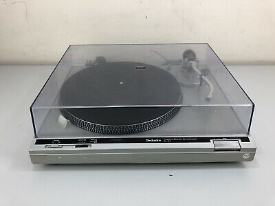 Technics SL-B2 Semi-Automatic Belt-Drive Turntable. Made In Japan