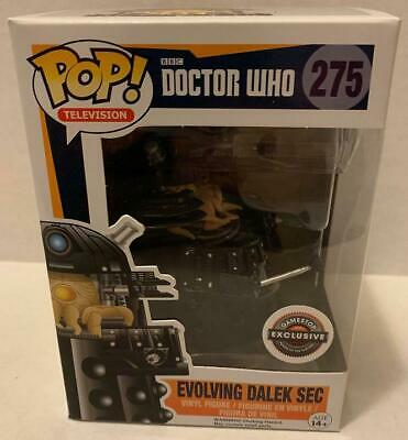 Funko POP! Television Doctor Who Evolving Dalek Sec 275 GameStop EXCLUSIVE!