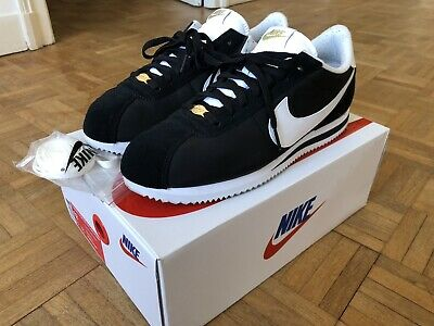 check out 1a330 d3f57 NIKE CORTEZ COMPTON OG Black Gold T 46 12 Us - Fear Of God Off White