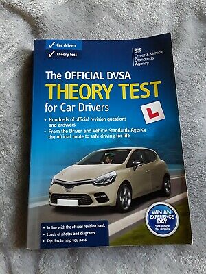 The Official DVSA Theory Test For Car Drivers Book 2017