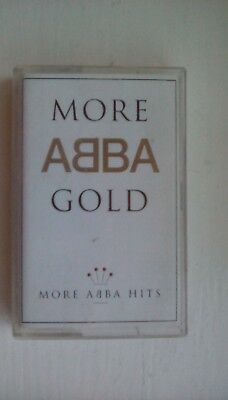 More Abba Gold cassette