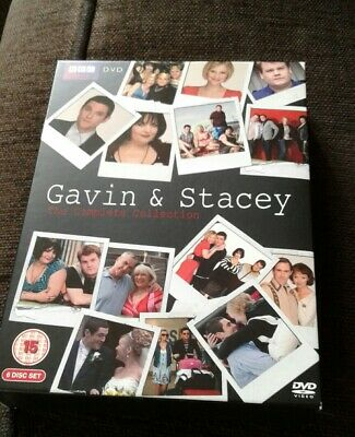Gavin and stacey complete collection box set DVD inc Christmas special