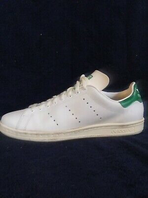 low priced 605c2 b43b8 VINTAGE STAN SMITH ADIDAS TENNIS SHOES SNEAKERS SIZE SIZE 12 1970's FRANCE