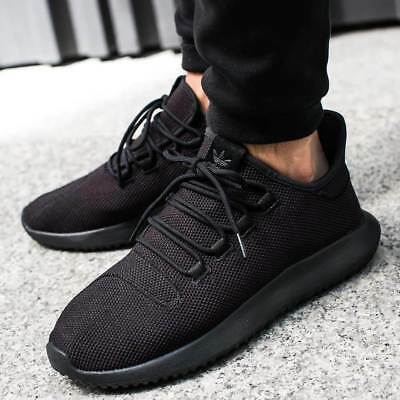 New In Box! Mens Adidas Originals Tubular Shadow Ck Black Sneaker Cg4562 Sz 7-12