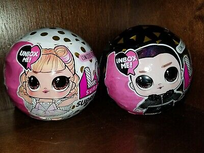 LOL Surprise Supreme BFF Limited Edition  2 Pack Girl Boy Sister Brother IN HAND