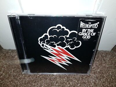 The Hellacopters By The Grace of God CD Imperial State Electric Backyard Babies