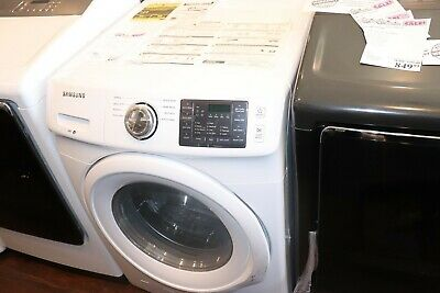 New Open Box Samsung 4.2 cu. ft. High-Efficiency Front Load Washer, ENERGY STAR-