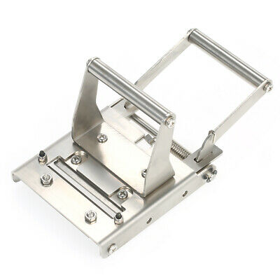 Stainless Steel Manual Edge Banding Machine Trimmer End Cutting Device Edge U4O3