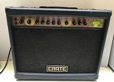 CRATE POWER BLOCK CPB150 Powerblock STEREO Guitar Amp