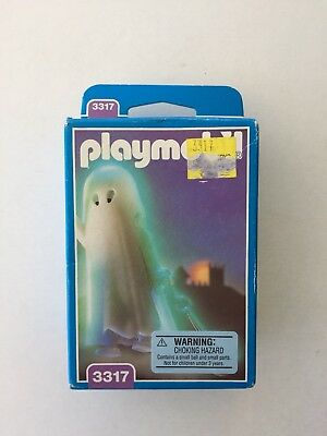 male lo Playmobil New Spare Ghostbuster  30000304 Ghost glow-in-the-dark body