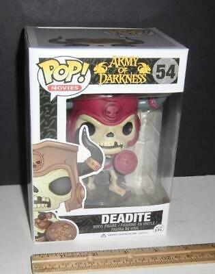 Funko Pop Army of Darkness Deadite - Vaulted Evil Dead Classic Horror Figure