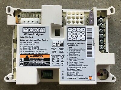 WHITE RODGERS UNIVERSAL INTEGRATED Module 50A55 843
