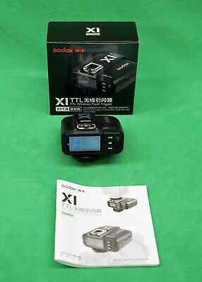 Godox XI TTL Wireless Flash Trigger for Sony