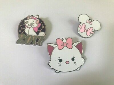 3 Marie from the Aristocats Themed Disney Pin