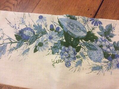 Luther Travis Mid-Century Tablecloth
