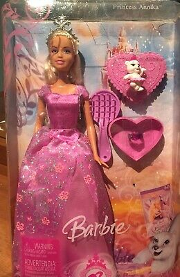 Barbie magic of Pegasus Princess Annika