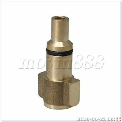 Gold Adapter for Car Pressure Washer Sprayer Soap Bottle Gun Adapter #7