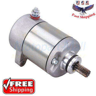 Starter For Honda TRX350FE Rancher 350 4x4 2000 2001 2002 2003 2004 2005 2006