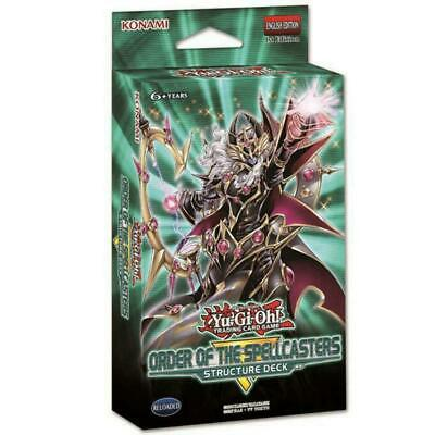 Order Of the Spellcasters - Structure Deck - YGOMARKET.COM