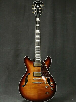 New Ibanez Artcore Expressionist Semi-Hollow AS93FM VLS Guitar From Japan