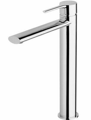 Phoenix VIVID SLIMLINE OVAL VESSEL MIXER Soft Flowing, Lever Handle CHROME