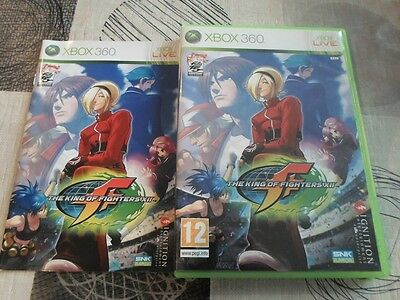 The King Of Fighters Xii ( Xbox 360 ) Complet