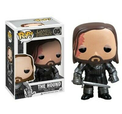FUNKO POP New Game of Thrones The Hound 05# Characters Vinyl Action Figures