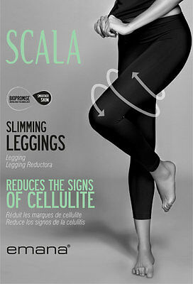 SCALA BioPromise ANTI-CELLULITE Shapewear Slimming Control LEGGINGS