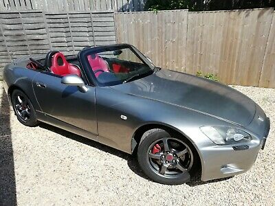 Honda S2000, SH, New Convertible Roof last year. REG- S200OEV