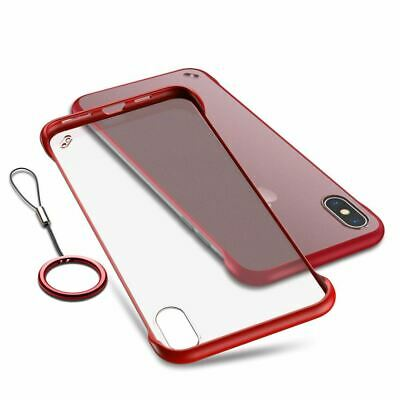 AU Shockproof X XS MAX XR 8 7 Plus 6 6s Back Case Bumper Cover For Apple iphone