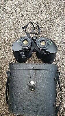 Prinzlux Binoculars 10 x 50 Coated Optics lens covers and case