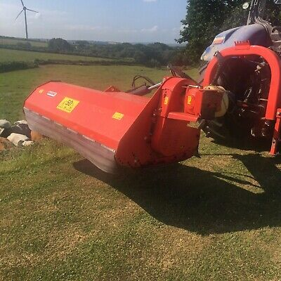 2016 Maschio Heavy Duty Hedge Ditch Flail Topper Trimmer - Price Includes Vat