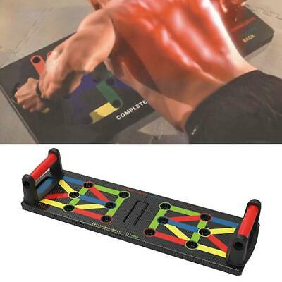 1 Set Push Up Rack Board System Fitness Workout Train Gym Exercise Body   Hot