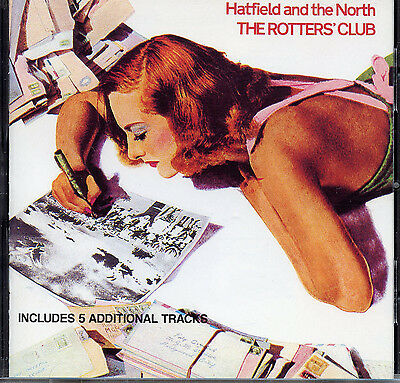 Hatfield and The North - Rotter's Club 1975 (Caroline Records 1834-2)