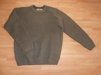 P G Field Male Country Wear Jumper Crewneck Sweater Top Sizes S 2XL