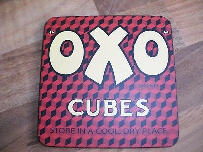 Oxo Cube Collectable Coaster