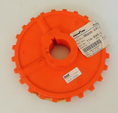Rexnord Sproket  114-699-3 N5936-24T 1-1/4^ Kw2Ss Or 6285684