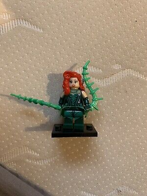 Lego Female Girl Minifigure Figure Hair Wig  Coral With Ears Cat Woman
