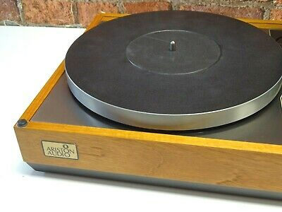 Ariston RD 11 S 2 Speed Belt Drive Vintage Record Turntable (NO TONEARM OR LID)