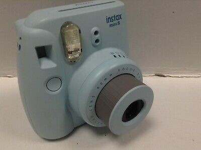 Fujifilm Instax Mini 8 Light Blue Instant Film Camera