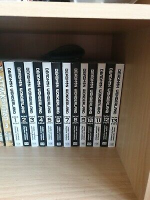 Deadman Wonderland Vol 01-13