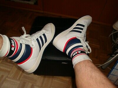ADIDAS TOP TEN High Hi Used Sneakers Taille 43 Occasion