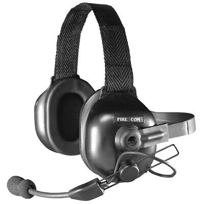 New FireCom UH 10 Under-The-Helmet Communication Headsets