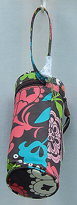 Vera Bradley Bottle Caddy in COLORFUL LOLA - Soda, Water,  NWT & Smoke Free Home