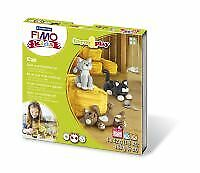 Kids Clay model sets by FIMO cat